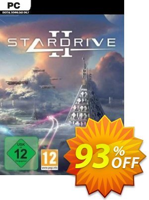 StarDrive 2 PC (EU) discount coupon StarDrive 2 PC (EU) Deal 2021 CDkeys - StarDrive 2 PC (EU) Exclusive Sale offer for iVoicesoft