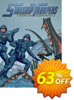 Starship Troopers - Terran Command PC Coupon discount Starship Troopers - Terran Command PC Deal 2021 CDkeys