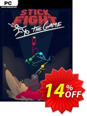 Stick Fight: The Game PC Coupon discount Stick Fight: The Game PC Deal 2021 CDkeys