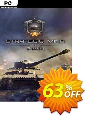 Strategic Mind: Blitzkrieg PC Coupon discount Strategic Mind: Blitzkrieg PC Deal 2021 CDkeys