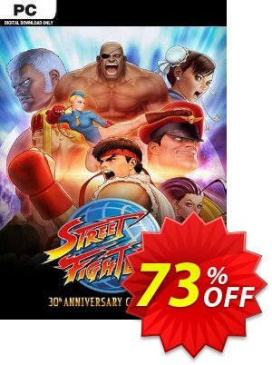 Street Fighter 30th Anniversary Collection PC (EU) discount coupon Street Fighter 30th Anniversary Collection PC (EU) Deal 2021 CDkeys - Street Fighter 30th Anniversary Collection PC (EU) Exclusive Sale offer for iVoicesoft