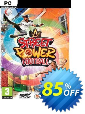 Street Power Football PC Coupon discount Street Power Football PC Deal 2021 CDkeys