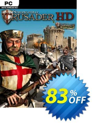 Stronghold Crusader HD PC discount coupon Stronghold Crusader HD PC Deal 2021 CDkeys - Stronghold Crusader HD PC Exclusive Sale offer for iVoicesoft