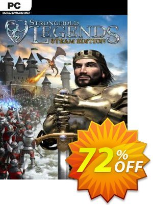 Stronghold Legends Steam Edition PC discount coupon Stronghold Legends Steam Edition PC Deal 2021 CDkeys - Stronghold Legends Steam Edition PC Exclusive Sale offer for iVoicesoft
