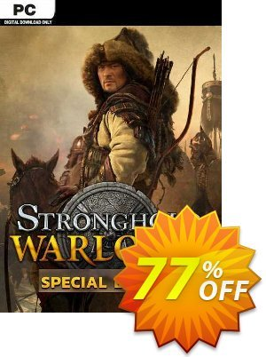 Stronghold: Warlords Special Edition PC Coupon discount Stronghold: Warlords Special Edition PC Deal 2021 CDkeys
