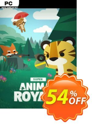 Super Animal Royale PC discount coupon Super Animal Royale PC Deal 2021 CDkeys - Super Animal Royale PC Exclusive Sale offer for iVoicesoft