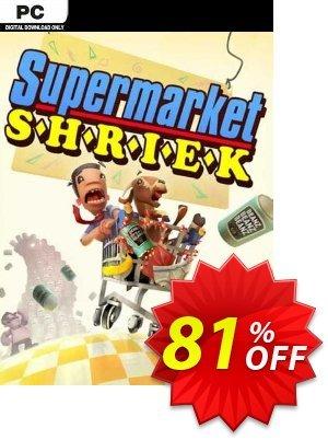 Supermarket Shriek PC Coupon discount Supermarket Shriek PC Deal 2021 CDkeys