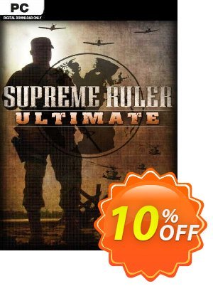 Supreme Ruler Ultimate PC Coupon discount Supreme Ruler Ultimate PC Deal 2021 CDkeys