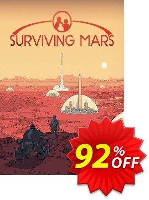 Surviving Mars PC discount coupon Surviving Mars PC Deal 2021 CDkeys - Surviving Mars PC Exclusive Sale offer for iVoicesoft
