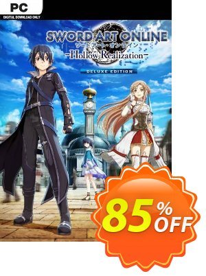 Sword Art Online: Hollow Realization Deluxe Edition PC (EU) discount coupon Sword Art Online: Hollow Realization Deluxe Edition PC (EU) Deal 2021 CDkeys - Sword Art Online: Hollow Realization Deluxe Edition PC (EU) Exclusive Sale offer for iVoicesoft