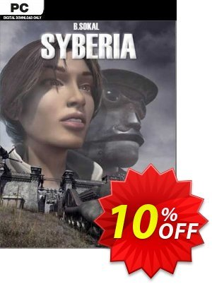 Syberia PC Coupon discount Syberia PC Deal 2021 CDkeys