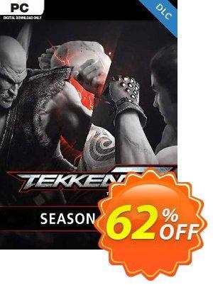 TEKKEN 7 - Season Pass 4 PC Coupon discount TEKKEN 7 - Season Pass 4 PC Deal 2021 CDkeys