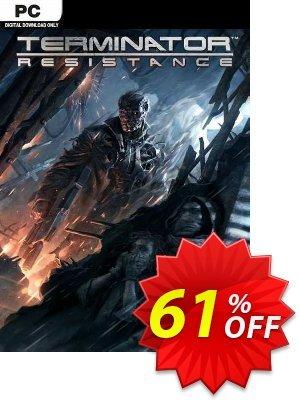 Terminator: Resistance PC Coupon discount Terminator: Resistance PC Deal 2021 CDkeys