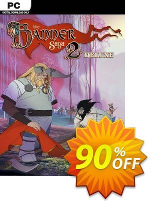 The Banner Saga 2 Deluxe Edition PC discount coupon The Banner Saga 2 Deluxe Edition PC Deal 2021 CDkeys - The Banner Saga 2 Deluxe Edition PC Exclusive Sale offer for iVoicesoft
