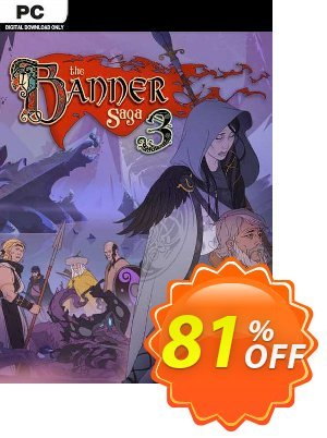 The Banner Saga 3 PC discount coupon The Banner Saga 3 PC Deal 2021 CDkeys - The Banner Saga 3 PC Exclusive Sale offer for iVoicesoft