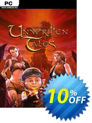 The Book of Unwritten Tales PC Coupon discount The Book of Unwritten Tales PC Deal 2021 CDkeys