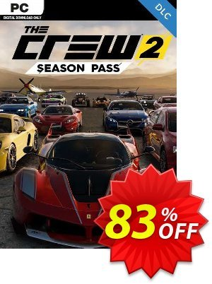 The Crew 2 - Season Pass PC (EU) discount coupon The Crew 2 - Season Pass PC (EU) Deal 2021 CDkeys - The Crew 2 - Season Pass PC (EU) Exclusive Sale offer for iVoicesoft