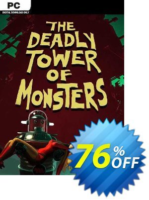 The Deadly Tower of Monsters PC Coupon discount The Deadly Tower of Monsters PC Deal 2021 CDkeys