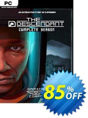 The Descendant Complete Season PC Coupon discount The Descendant Complete Season PC Deal 2021 CDkeys