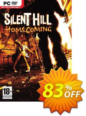 Silent Hill Homecoming PC 프로모션 코드 Silent Hill Homecoming PC Deal 프로모션: Silent Hill Homecoming PC Exclusive offer for iVoicesoft