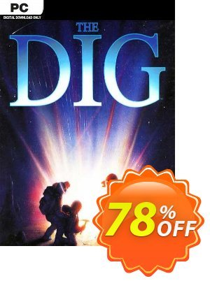 The Dig PC Coupon discount The Dig PC Deal 2021 CDkeys