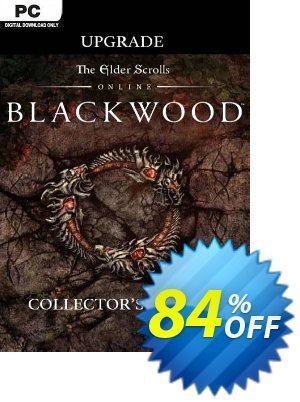 The Elder Scrolls Online: Blackwood Collector's Edition Upgrade PC Coupon discount The Elder Scrolls Online: Blackwood Collector's Edition Upgrade PC Deal 2021 CDkeys