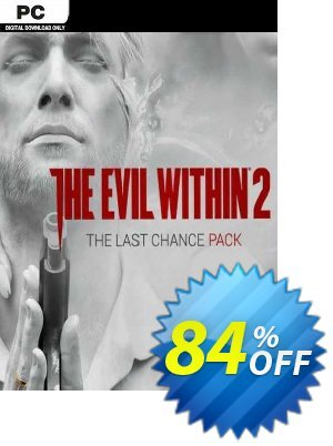 The Evil Within 2: Last Chance Pack PC - DLC (EU) Coupon discount The Evil Within 2: Last Chance Pack PC - DLC (EU) Deal 2021 CDkeys