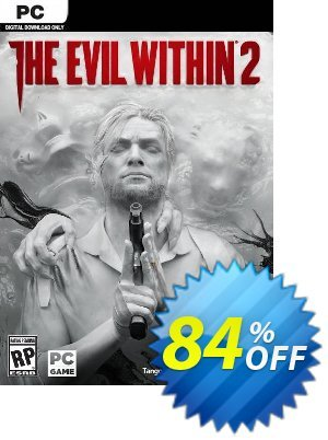 The Evil Within 2 PC (EU) Coupon discount The Evil Within 2 PC (EU) Deal 2021 CDkeys