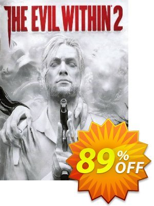 The Evil Within 2 PC discount coupon The Evil Within 2 PC Deal 2021 CDkeys - The Evil Within 2 PC Exclusive Sale offer for iVoicesoft