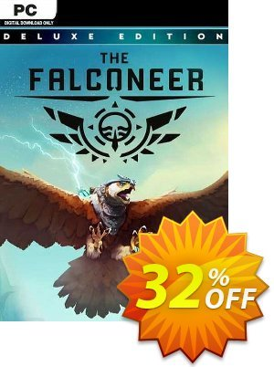 The Falconeer Deluxe Edition PC discount coupon The Falconeer Deluxe Edition PC Deal 2021 CDkeys - The Falconeer Deluxe Edition PC Exclusive Sale offer for iVoicesoft