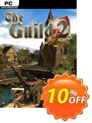The Guild II PC discount coupon The Guild II PC Deal 2021 CDkeys - The Guild II PC Exclusive Sale offer for iVoicesoft