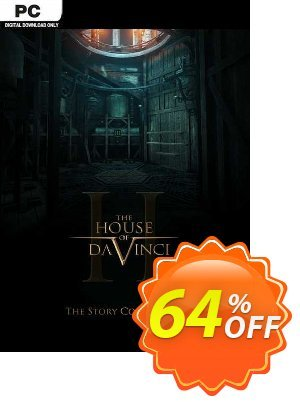 The House of Da Vinci 2 PC Coupon discount The House of Da Vinci 2 PC Deal 2021 CDkeys