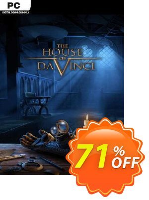 The House of Da Vinci PC discount coupon The House of Da Vinci PC Deal 2021 CDkeys - The House of Da Vinci PC Exclusive Sale offer for iVoicesoft
