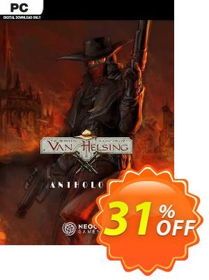 The Incredible Adventures of Van Helsing Anthology PC Coupon discount The Incredible Adventures of Van Helsing Anthology PC Deal 2021 CDkeys