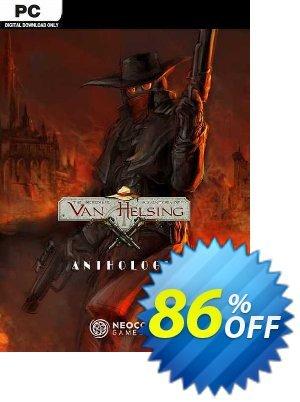 The Incredible Adventures of Van Helsing Anthology PC Coupon discount The Incredible Adventures of Van Helsing Anthology PC Deal 2021 CDkeys