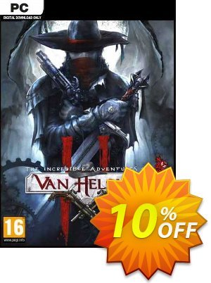 The Incredible Adventures of Van Helsing II PC discount coupon The Incredible Adventures of Van Helsing II PC Deal 2021 CDkeys - The Incredible Adventures of Van Helsing II PC Exclusive Sale offer for iVoicesoft