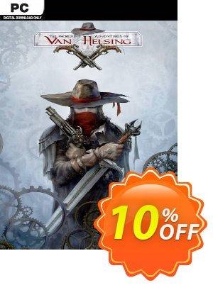 The Incredible Adventures of Van Helsing PC Coupon discount The Incredible Adventures of Van Helsing PC Deal 2021 CDkeys
