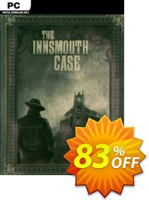 The Innsmouth Case PC Coupon discount The Innsmouth Case PC Deal 2021 CDkeys