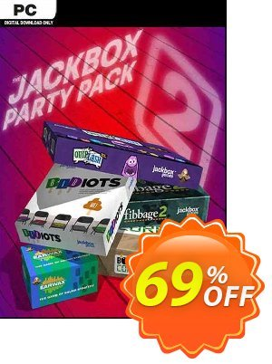 The Jackbox Party Pack 2 PC (EN) Coupon discount The Jackbox Party Pack 2 PC (EN) Deal 2021 CDkeys