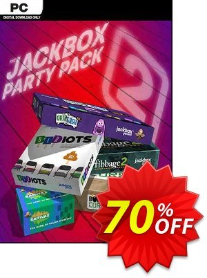 The Jackbox Party Pack 2 PC discount coupon The Jackbox Party Pack 2 PC Deal 2021 CDkeys - The Jackbox Party Pack 2 PC Exclusive Sale offer for iVoicesoft