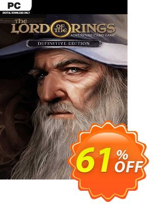 The Lord of the Rings: Adventure Card Game - Definitive Edition PC Coupon discount The Lord of the Rings: Adventure Card Game - Definitive Edition PC Deal 2021 CDkeys