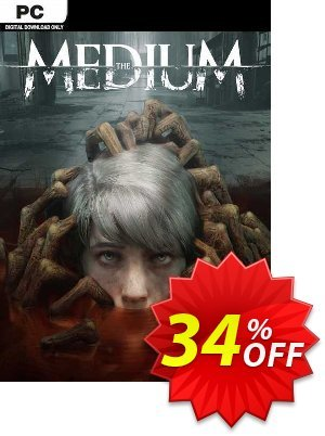 The Medium PC discount coupon The Medium PC Deal 2021 CDkeys - The Medium PC Exclusive Sale offer for iVoicesoft