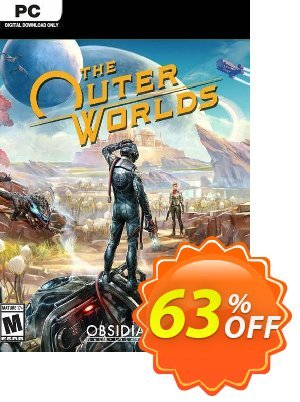 The Outer Worlds PC EU (Epic) discount coupon The Outer Worlds PC EU (Epic) Deal 2021 CDkeys - The Outer Worlds PC EU (Epic) Exclusive Sale offer for iVoicesoft