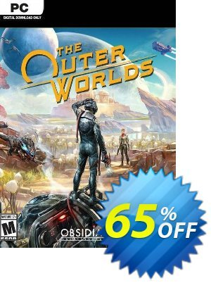 The Outer Worlds PC (Steam - EU) discount coupon The Outer Worlds PC (Steam - EU) Deal 2021 CDkeys - The Outer Worlds PC (Steam - EU) Exclusive Sale offer for iVoicesoft