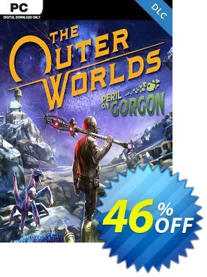 The Outer Worlds: Peril on Gorgon DLC EU (Epic) Coupon discount The Outer Worlds: Peril on Gorgon DLC EU (Epic) Deal 2021 CDkeys