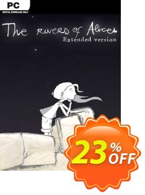 The Rivers of Alice - Extended Version PC Coupon discount The Rivers of Alice - Extended Version PC Deal 2021 CDkeys