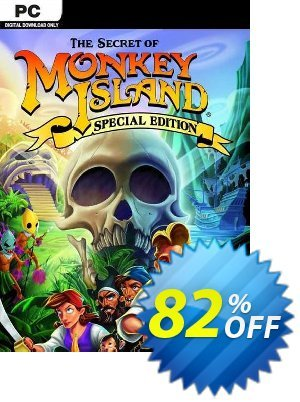 The Secret of Monkey Island: Special Edition PC Coupon discount The Secret of Monkey Island: Special Edition PC Deal 2021 CDkeys
