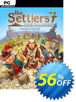 The Settlers 7: History Edition PC discount coupon The Settlers 7: History Edition PC Deal 2021 CDkeys - The Settlers 7: History Edition PC Exclusive Sale offer for iVoicesoft