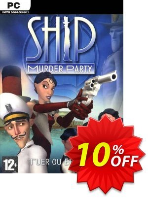 The Ship Murder Party PC Coupon discount The Ship Murder Party PC Deal 2021 CDkeys