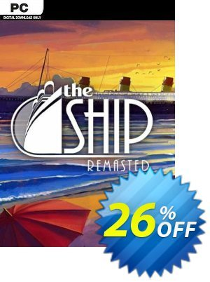 The Ship Remasted PC (EN) discount coupon The Ship Remasted PC (EN) Deal 2021 CDkeys - The Ship Remasted PC (EN) Exclusive Sale offer for iVoicesoft